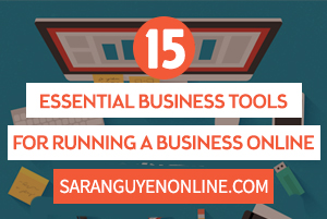 15 Essential Business Tools for running a business online