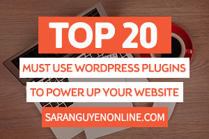 Top 20 Must Use WordPress Plugins To Power Up Your Website