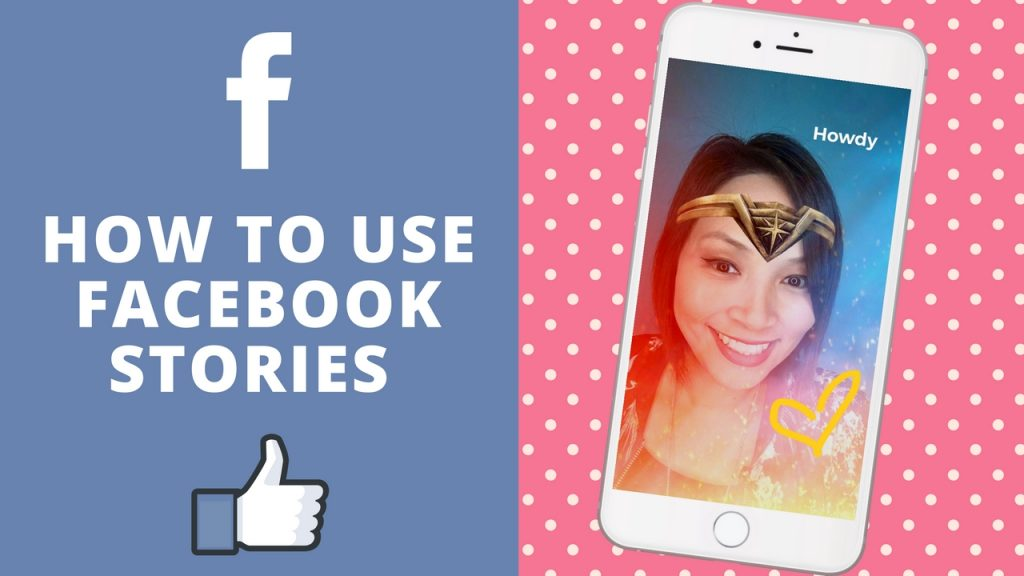 How to use Facebook Stories Tutorial