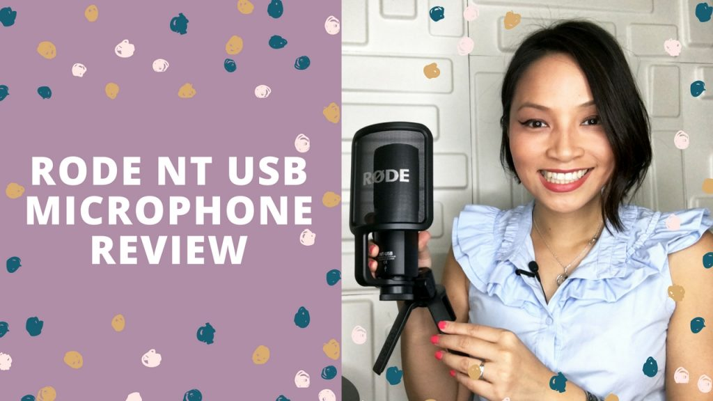 Rode NT USB Microphone Review