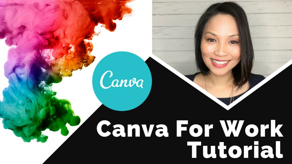 Canva for work Tutorial – A step by step tutorial on how to use Canva (paid version)