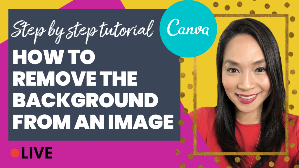 Remove Background Canva